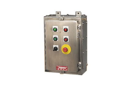 IECEX ATEX increased control stations