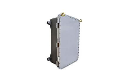 stainless steel XP flameproof enclosures